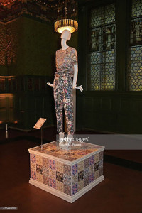 V&A and High Street retailer Oasis collaborate getty images